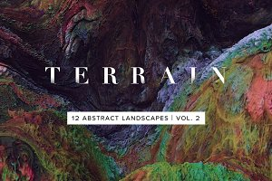 Terrain, Vol. 2: Abstract Landscapes