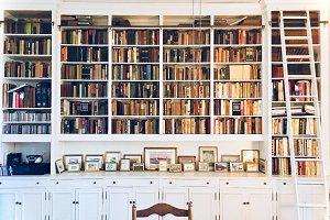 Magical Bookcase