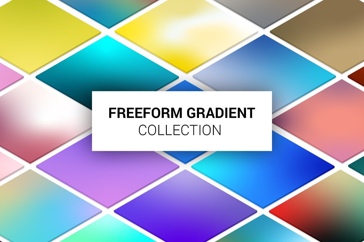 Freeform Gradient collection