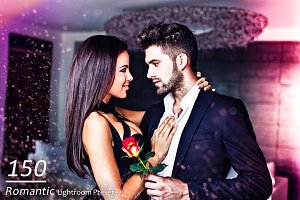 150 Romantic Lightroom Preset
