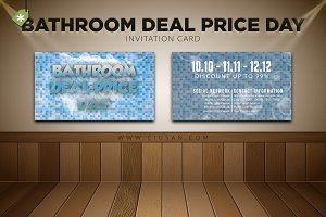 Bathroom Deal Price Day