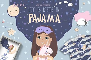 Life is better in PAJAMA