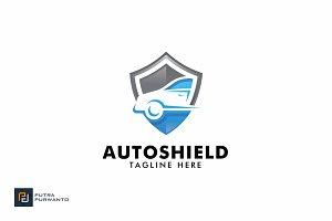 Auto Shield - Logo Template
