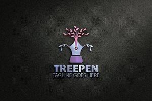 Tree Pen Logo