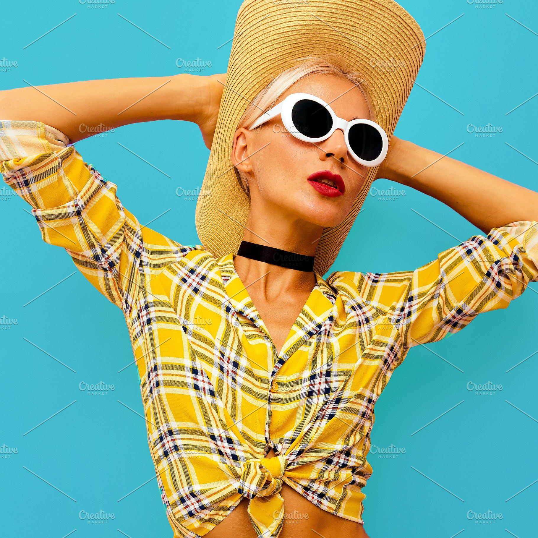 aeea09db537b Fashion Model Wild West style. Trend ~ Beauty   Fashion Photos ...