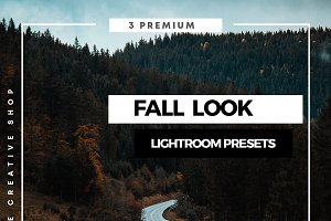 Fall Lightroom presets