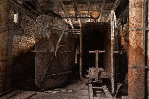 Rusty Grunge Mill
