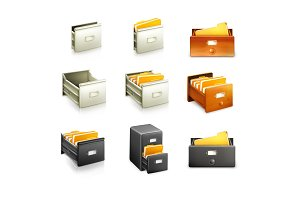 Different card catalogs