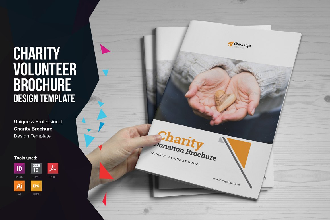 fundraising brochure template.html