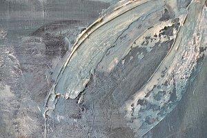 Oil paintings texture