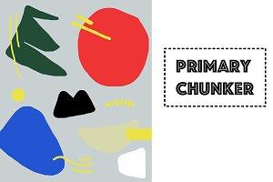 Primary Chunker Art Illustration