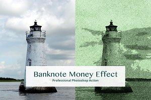 Banknote Money Effect