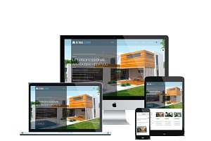 AT Real Estate Joomla! template