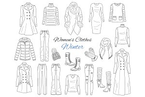Women  clothes collection