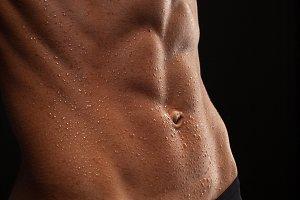 Women's  abdominal muscles