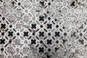 Metal Background Surface