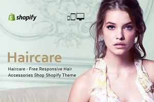 Haircare – Accessories Shopify Theme