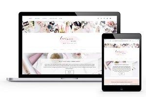 Business Babe WordPress Theme