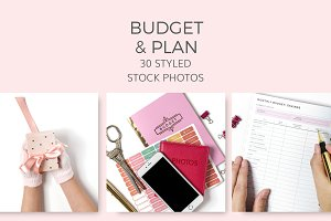 Finances Budget and Plan (30 Images)