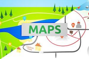 Map Creator Kit - Affinity Designer