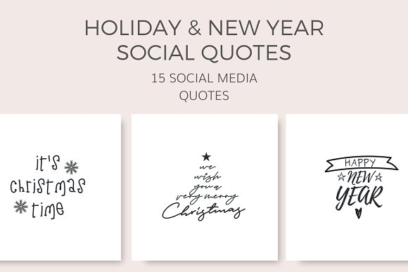holiday social quotes 15 images instagram