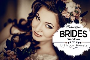 Beautiful Brides Lightroom Presets