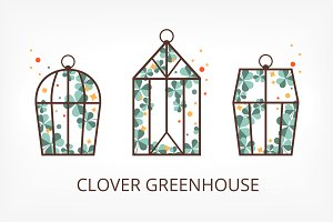 Clover Greenhouse clipart