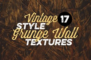 17 Grunge Wall Textures