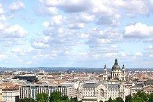 Budapest view. Hungury
