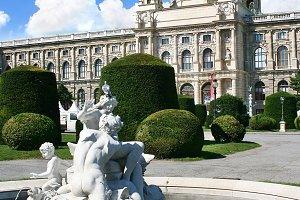 Natural history museum. Vienna