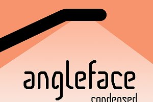 Angleface Condensed