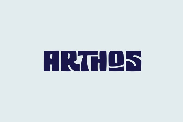 Fonts: namistudio - Arthos