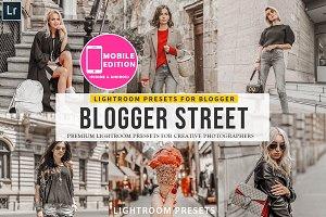 Blogger Street Lightroom Presets