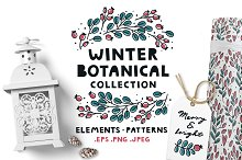 WINTER | BOTANICAL collection