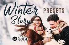 Winter Story Presets