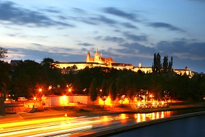 Prague Castle.Czech Republic