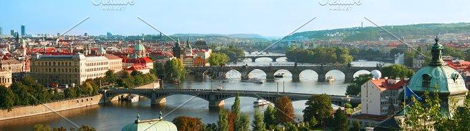 Bridges of Prague. Czech Republic - Architecture