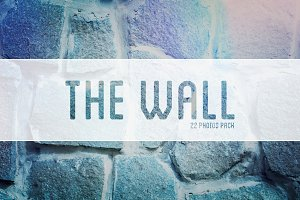 The Wall - 22 photos pack