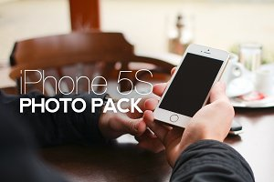 iPhone 5S MEGA PhotoPack! 40+ Photos