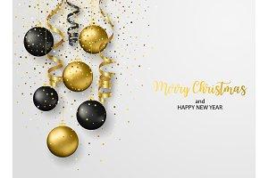 Christmas greeting card,
