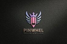 Pencil Wings Logo