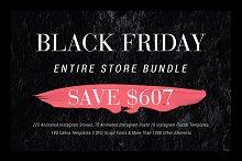 Black Friday - Entire Shop 92% OFF