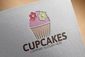 Cupcake Logo -30%off