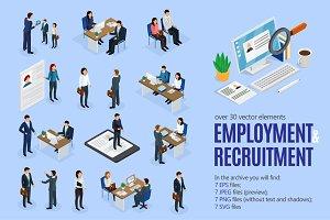Employment & Recruitment Set