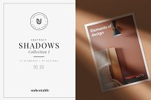 Abstract Shadows Effect Collection
