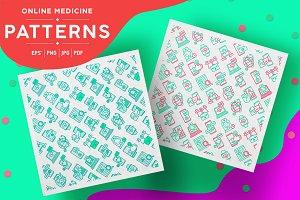 Online Medicine Patterns Collection