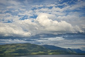 Chatham Straight, Alaska