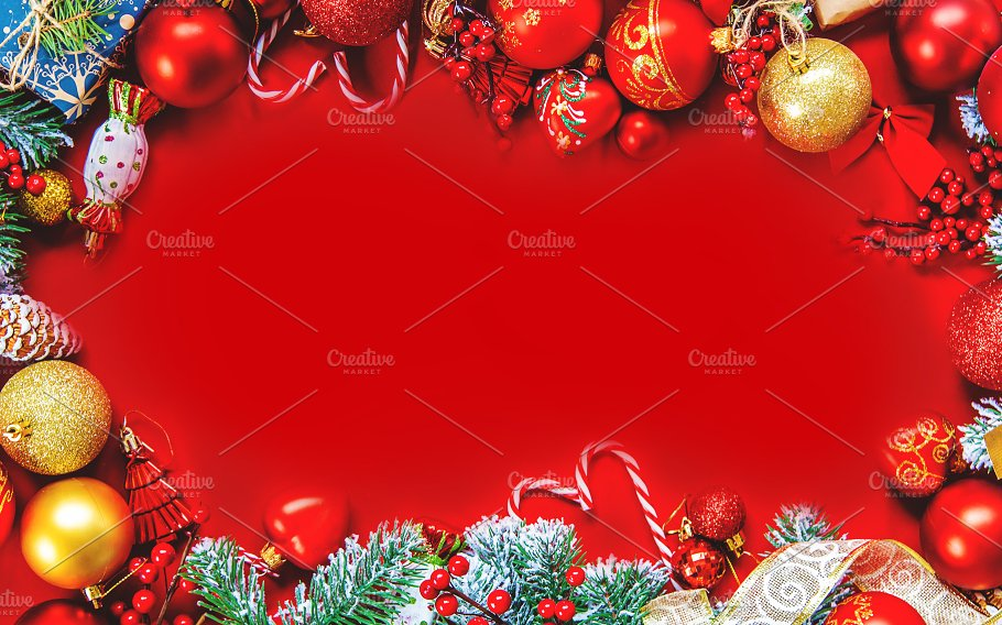 christmas background happy new year holidays