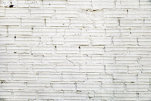 Part of a withe brick wall, for back