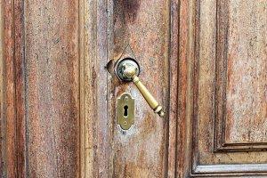 Door Vintage Surface